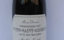 Nuits Saint Georges 1er Cru Aux Murgers 2004 Méo Camuzet