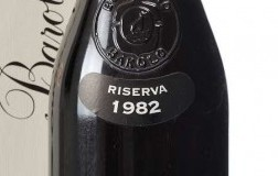 Borgogno barolo riserva 1982