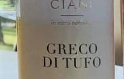 Cantine Ciani Greco di Tufo 2018
