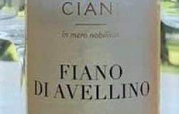 Cantine Ciani Fiano di Avellino 2018