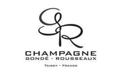 Gondé-Rousseaux champagne logo