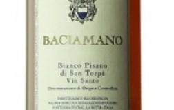 conte aldobrando vin santo del chianti baciamano vino dolce toscana