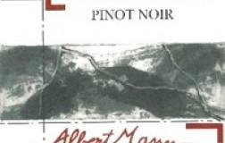 domaine albert mann Les Saintes Claires Pinot Noir