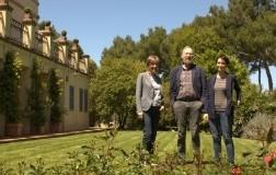 famiglia Terni Antonio, Giulia, Georgina, Fattoria Le Terrazze, Marche