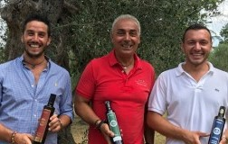 Frantoio L'Olivaio i 3 soci