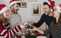 Cena Feste vino rosso