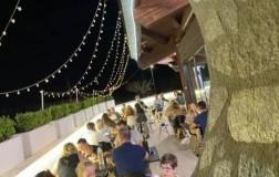 Osteria Moderna 7e10 - la terrazza