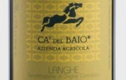 langhe riesling ca' del baio vino bianco piemonte etichetta doctorwine