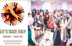 Let's Taste Italy a Varsavia