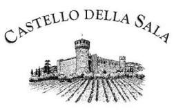 logo castello della sala antinori cantina vino umbria