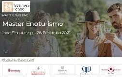master enoturismo 24ore business school