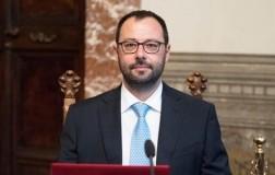 Ministro Stefano Patuanelli per le politiche agricole