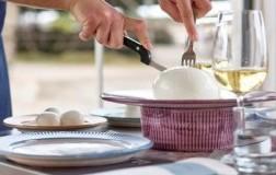 Mozzarella di bufala Barlotti Caseificio