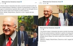 Scomparsa Gianluigi Morini fondatore San Domenico Imola