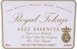 royal tokaji aszu essencia etichetta doctorwine