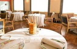 Sala ristorante vuoto Colline Ciociare