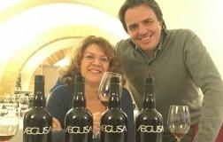 Florio Verticale Aegusa Riccardo Viscardi e Stefania Vinciguerra
