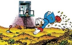 Big spenders zio paperone editoriale doctorwine daniele Cernilli
