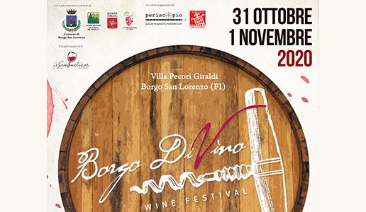 Borgo DiVino Wine Festival - Borgo San Lorenzo (FI)