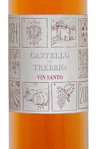 castello del trebbio vin santo del chianti vino dolce toscana