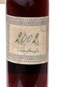 frascole vin santo del chianti rufina vino dolce toscana