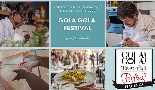 Gola Gola Food and People - Piacenza