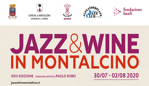 jazz and wine montalcino