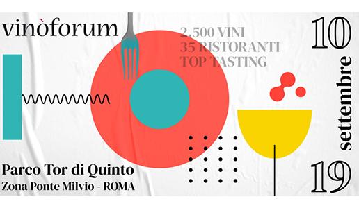 Vinòforum 2021 - Roma