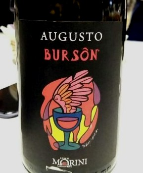 Augusto Bursòn 2009 Ravenna Rosso Igt
