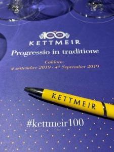 #Kettmeir100-Tovaglietta