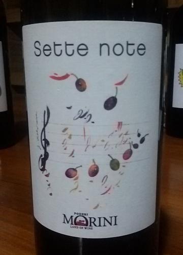 Sette Note 2013 Romagna Albana Secca Docg Poderi Morini