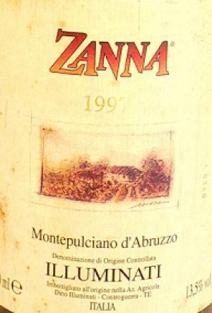 Zanna 1997   DoctorWine